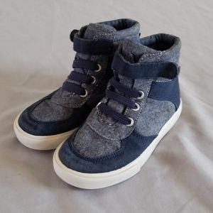 Old Navy toddler high tops